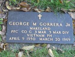 PFC George Medford Gorrera, Jr
