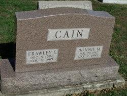 Bonnie M <i>Vermillion</i> Cain