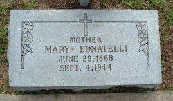 Mary <i>Zappa</i> Donatelli