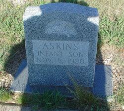 Infant Son Askins