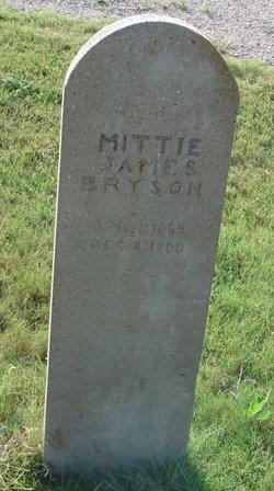 Amanda Nannette Mittie <i>James</i> Bryson