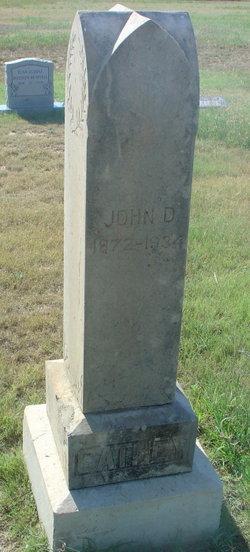 John D. Cathey