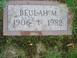 Beulah May <i>Alley</i> Alley