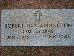 Robert Dan Addington