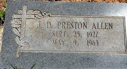 J.D. Preston Allen