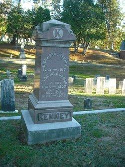Annie E <i>Marshall</i> Kenney
