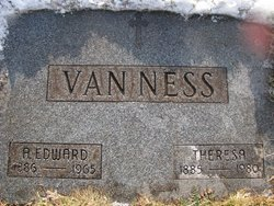 Alfred Edward VanNess