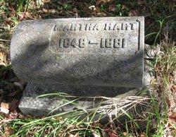 Martha Jane <i>Connelly</i> Hart