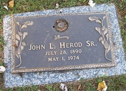 John L. Herod, Sr