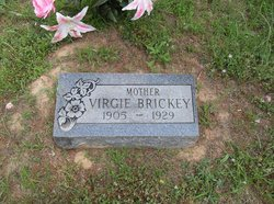 Virgie Pauline <i>Adams</i> Brickey