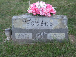 Mrs Lillie Elva <i>Stalcup</i> Eggers