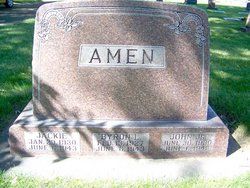John Amen, Jr