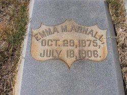 Emma M. Arnall