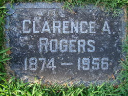 Clarence A Rogers