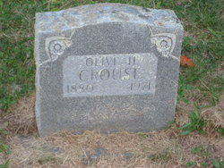 Olive H. Crouse
