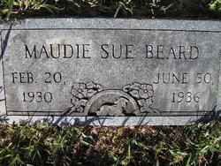 Maudie Sue Beard