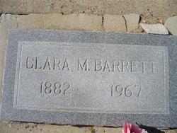 Clara Barrett