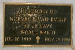 Norvel Leslie Van Every