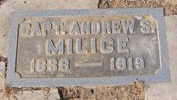 Capt Andrew Staley Milice
