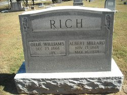 Albert Millard Rich