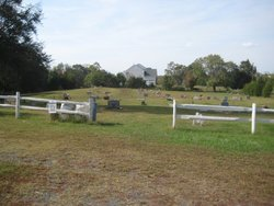 Saint James Baptist Church Cemetery