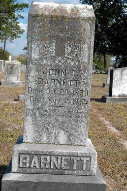 John Calhoun Barnett, Jr