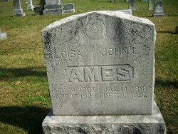 Rev John Lee Ames