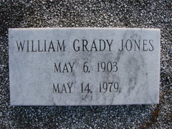 William Grady Jones