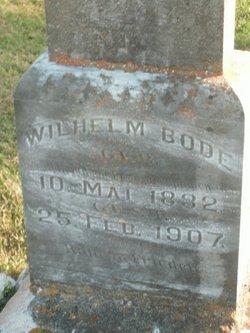 Wilhelm Friedrich Bode