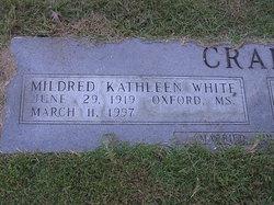 Mildred Kathleen <i>White</i> Craig