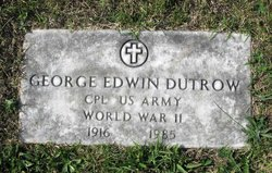 George Edwin Dutrow