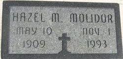 Hazel May <i>Mathis</i> Molidor