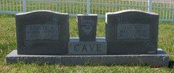 Samuel Anderson Sam Cave