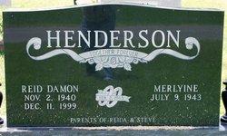 Reid Damon Henderson
