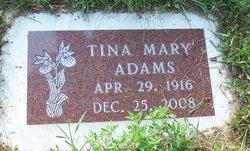 Tina Mary <i>Matson</i> Adams