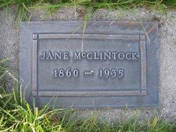 Samantha Jane <i>Sams</i> McClintock