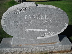 Lillie Ada <i>Parker</i> Allpress