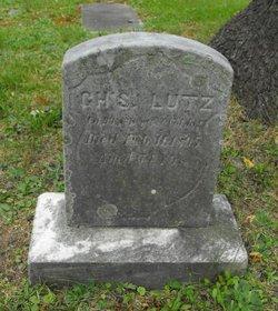 Pvt Charles Lutz