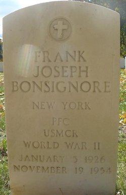 Frank Joseph Bonsignore