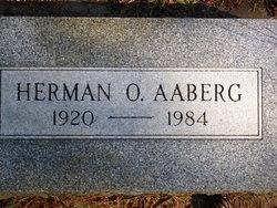 Herman O Aaberg