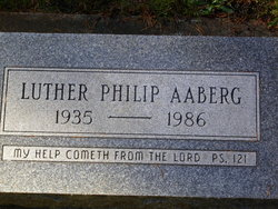 Luther Philip Aaberg