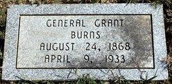General Grant Burns