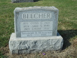 Abbie Susanna <i>Hunsicker</i> Beecher