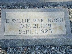 Willie May Bush