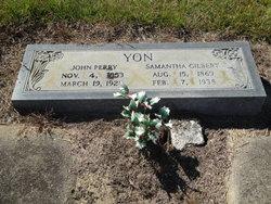 John Perry Yon