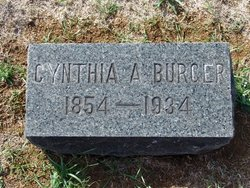 Cynthia Ann Burger