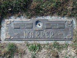 John Ralph Jack Warner