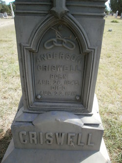 Anderson Criswell
