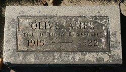 Olive Oral Elizabeth Ames