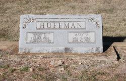 Mary Ann <i>Shackels</i> Huffman